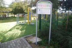 Wzmocnienie kapitału społecznego poprzez budowę zewnętrznej siłowni w miejscowości Załęcze Małe