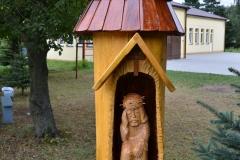 Gm. Wierzchlas - Tradycja i współczesność w rzeźbie zaklęte