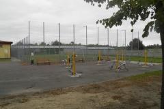 Rozwój lokalnej infrastruktury sportowo - rekreacyjnej poprzez budowę siłowni zewnętrznej w miejscowości Raciszyn