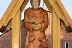 Gm. Wierzchlas - Tradycja i współczesność w rzeźbie zaklęte (2)