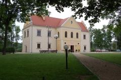 Pałac Męcińskich w Działoszynie (Łukasz Kałwak)